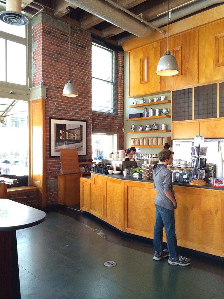 Moore coffee shop seattle
