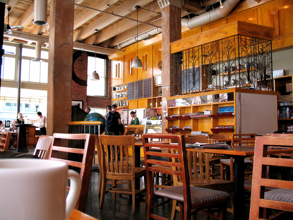 Storyville coffee companystoryville