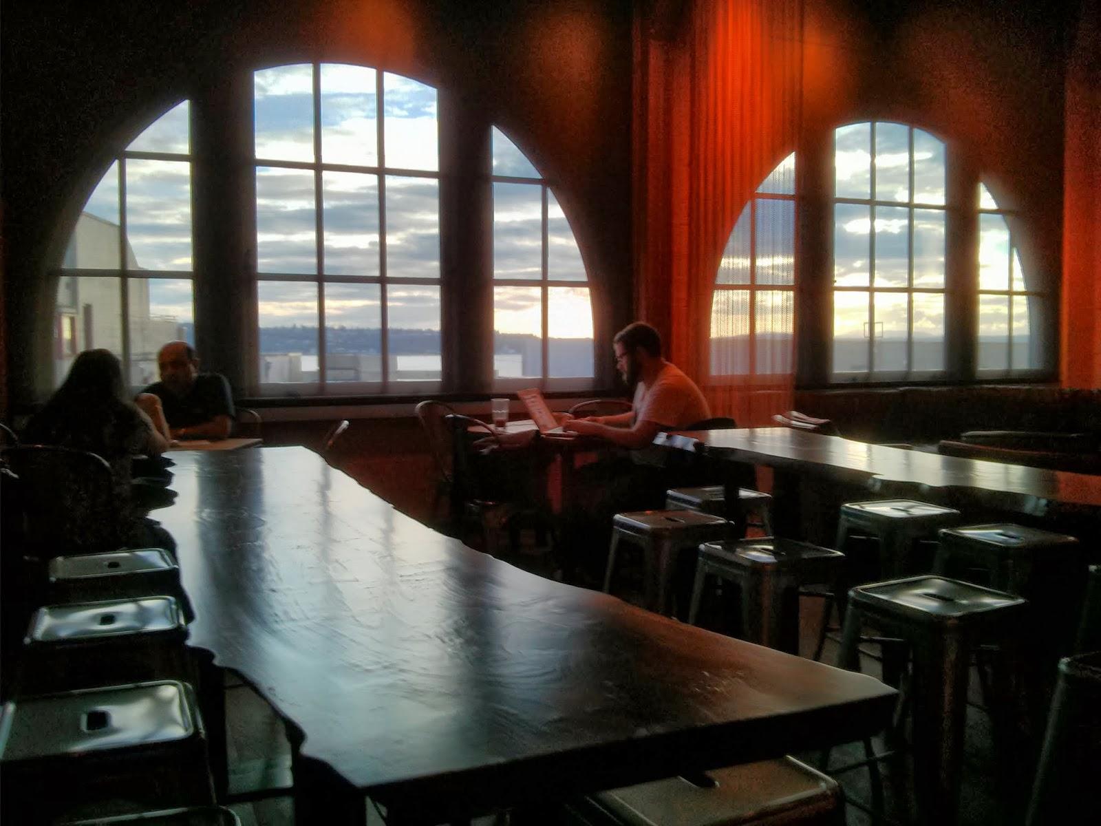 Storyville Coffee Company Pike Place Seattle Wa