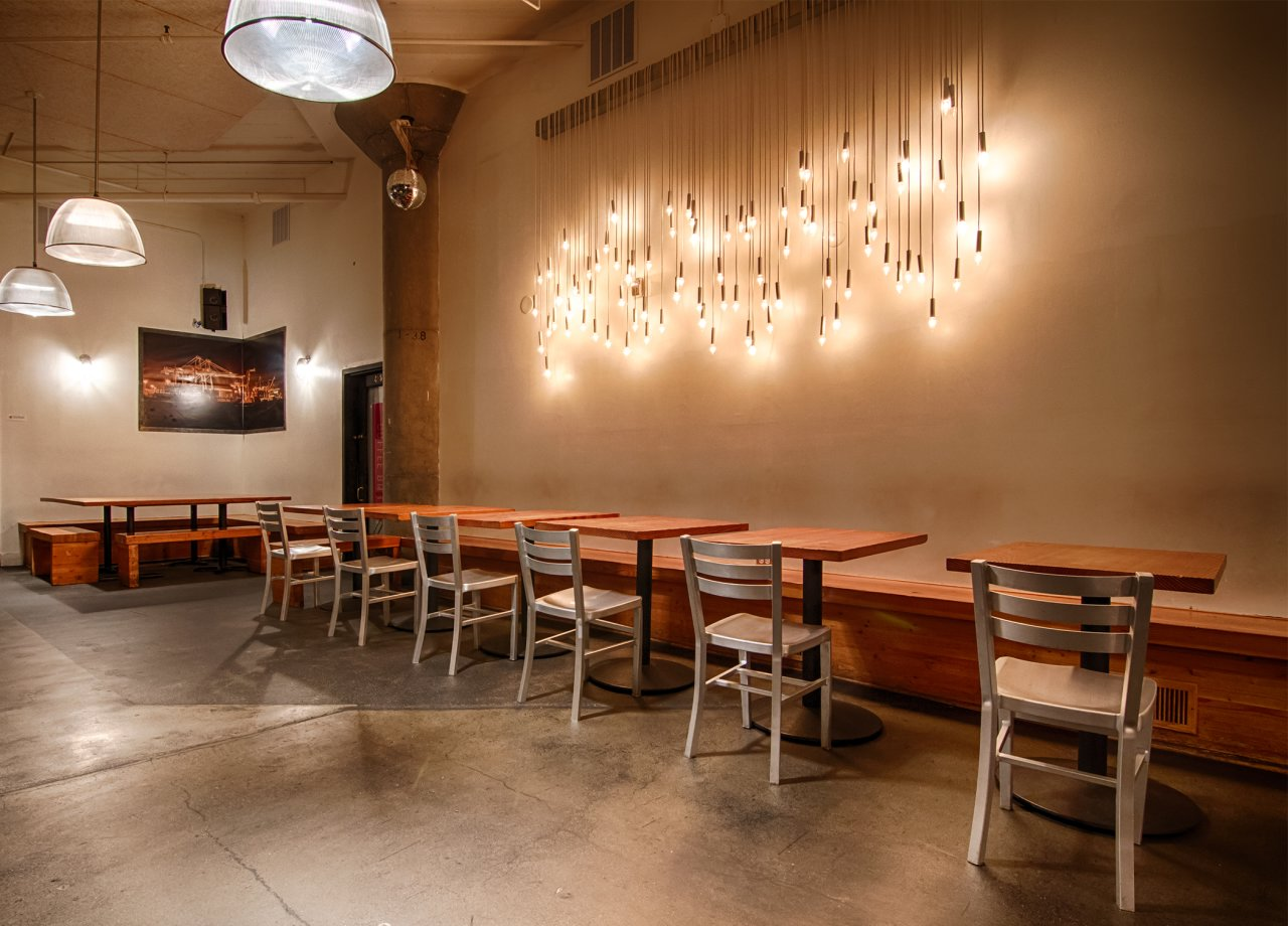 Coffee Bar San Francisco Ca