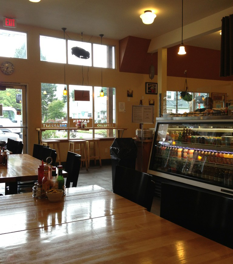 Case study coffee shop portland