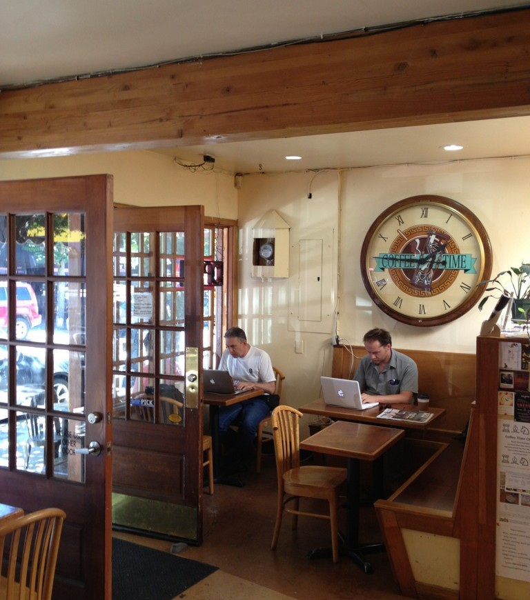 Coffee Time, Portland OR