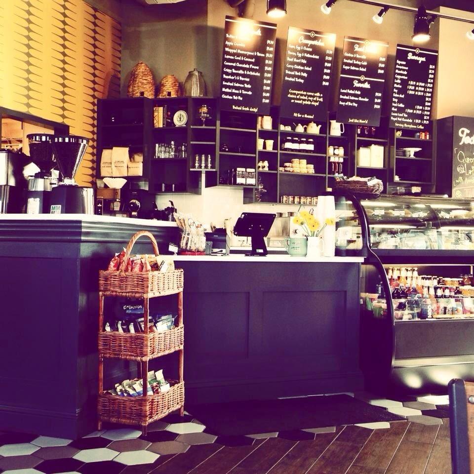 Food Near Cafe Vita Capitol Hill