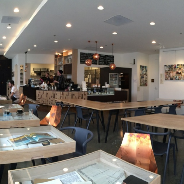 glyph cafe and arts space