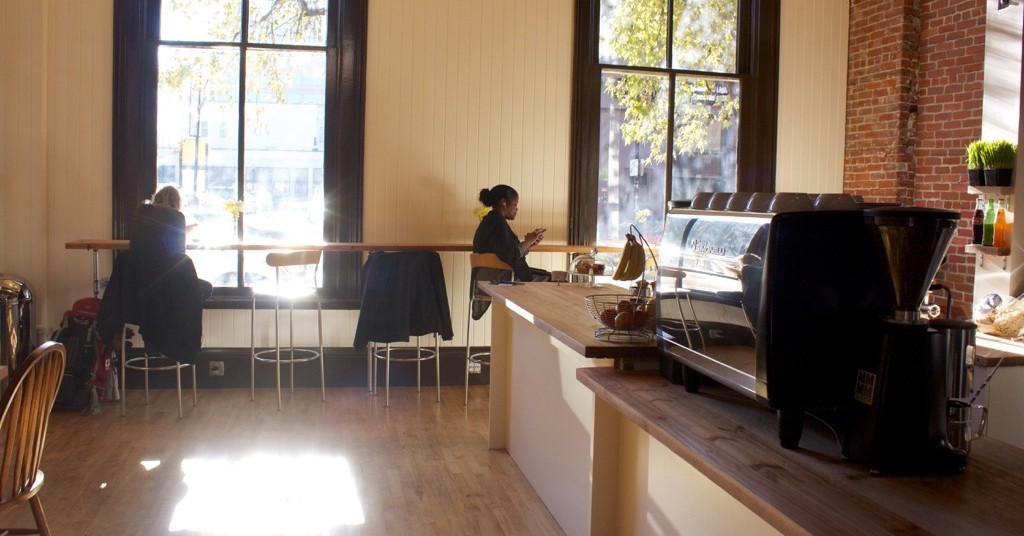 Simple. Local. Coffee. in Portland, Oregon.