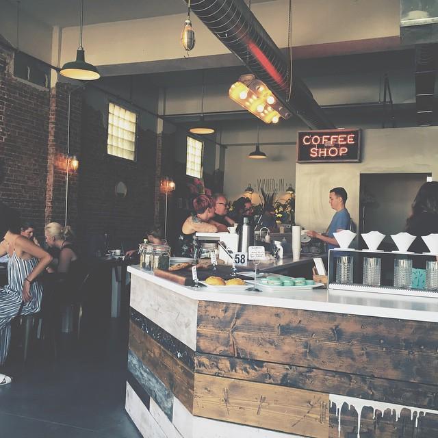 Black Eye Coffee, Denver Colorado