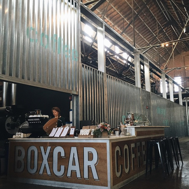 Boxcar Coffee Roasters, Denver Colorado