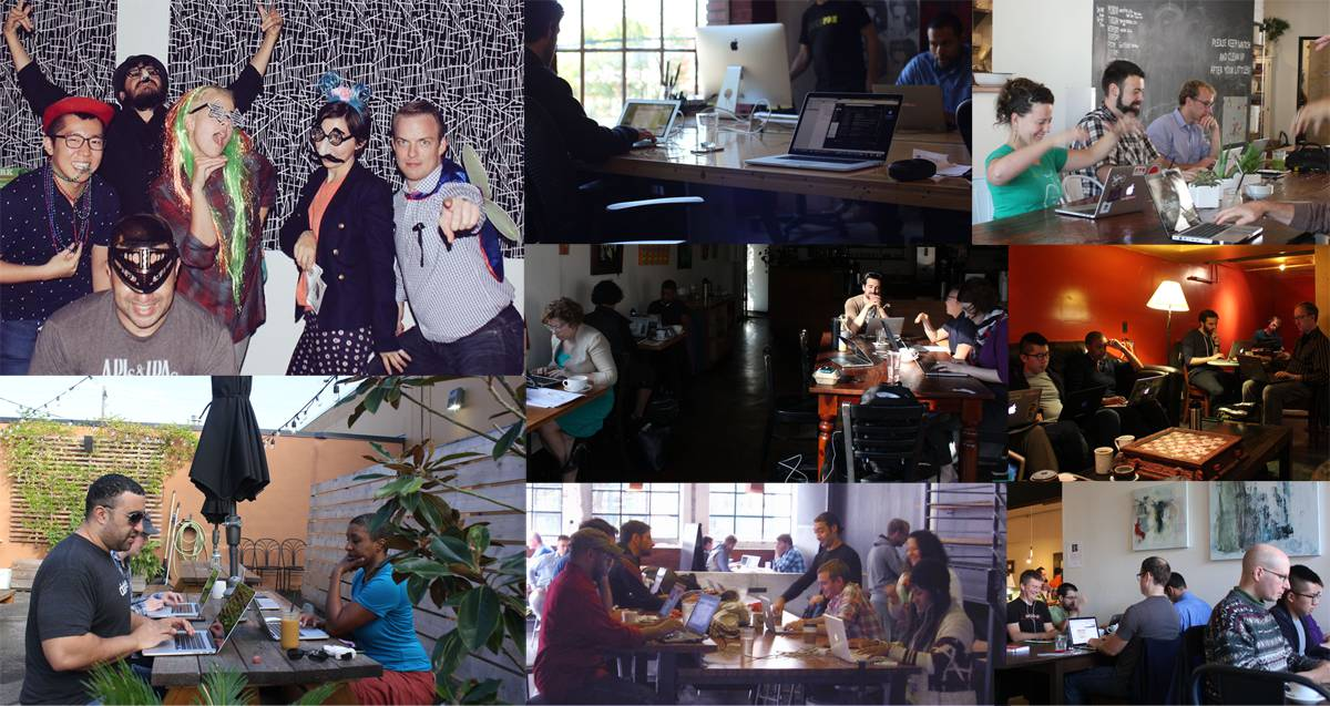 Workfrom Portland Meetups, 2015