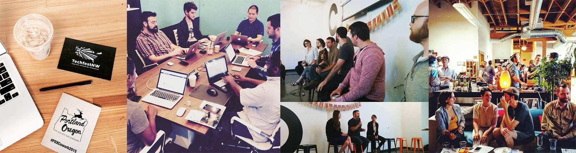 Portland Coworking Week 2015