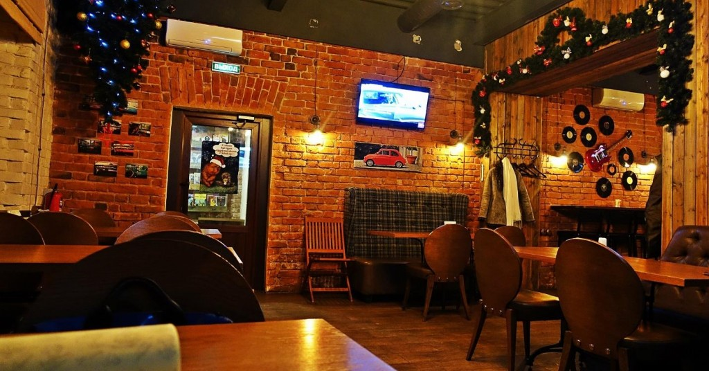 Photo of the Brown Bear Grill in Kazan, Russia