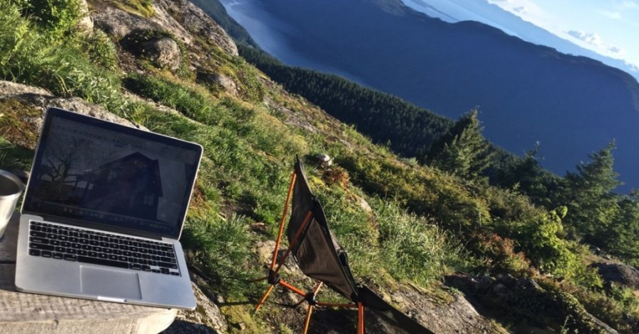 Finding the Path to Digital Nomad Zen in 69 Square Feet