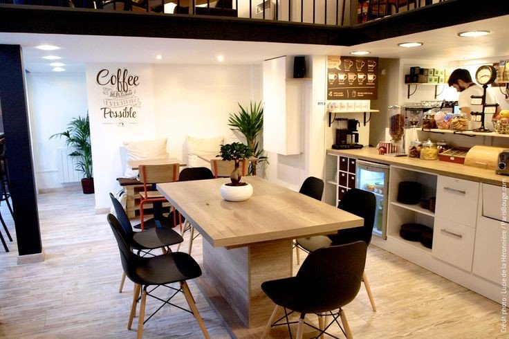 9 great places for coffee and coworking in paris workfrom. Black Bedroom Furniture Sets. Home Design Ideas